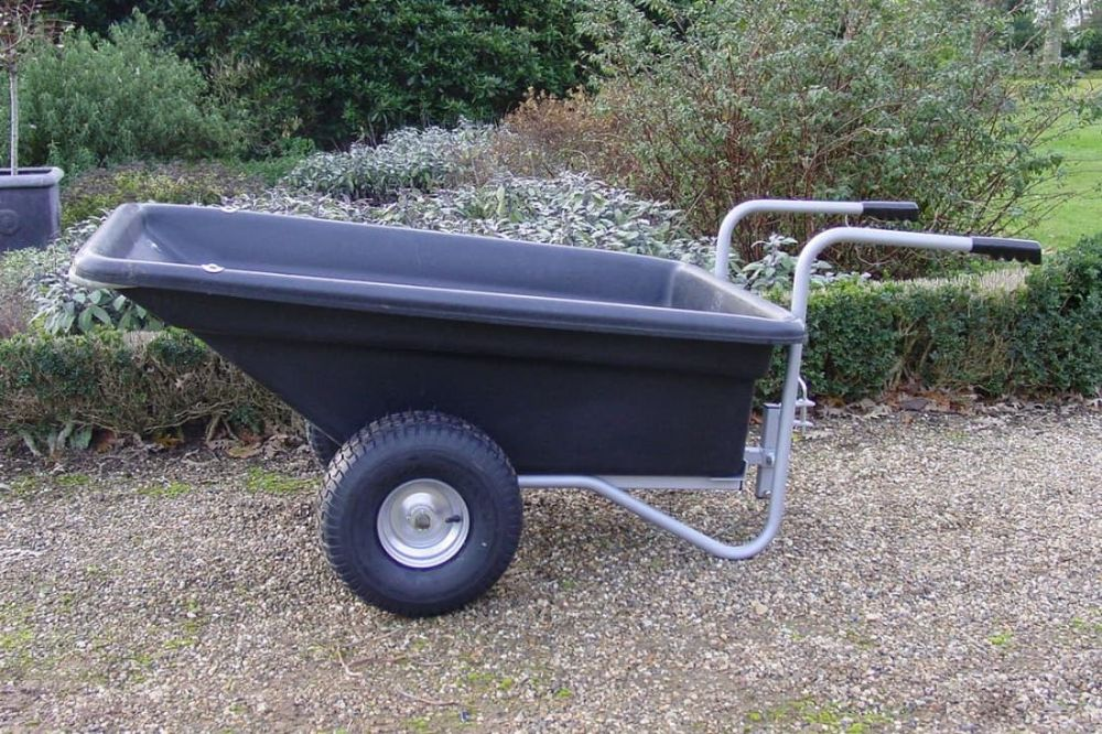 Plastic Bodied Trailer Barrow